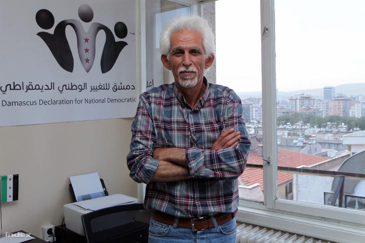 Mahmud Nadzsar az osztrák menekültigazolvány megszerzése után mozoghat csak szabadon Törökországban