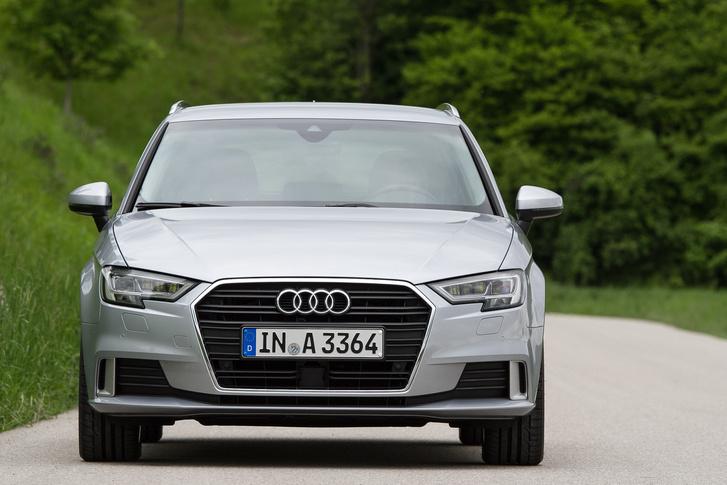 Nah, akkor ez melyik Audi is?