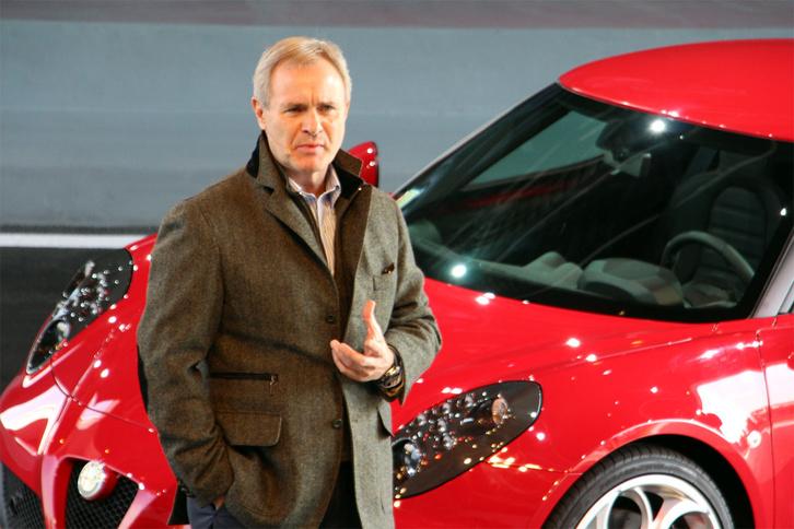 Félreállították az Alfa Romeo eddigi igazgatóját