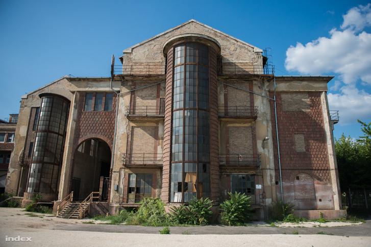 A Kelenföldi Erőmű épülete is műemlékvédelem alatt áll
