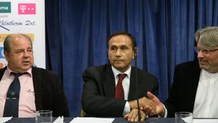 Gyárfás Tamás válaszolt Görög Zitának pedofilbotrány-ügyben