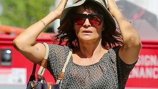 Helena Christensen inkább hasonlít Susan Sarandonra, mint önmagára