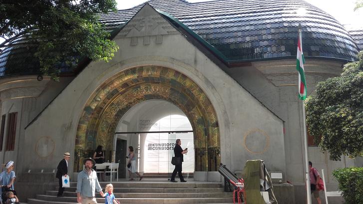15. Velencei Építészeti Biennálé - magyar pavilon