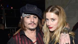 Sokan kiakadtak a Walking Dead színésznőjére, amiért megvédte Johnny Deppet