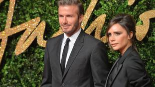 Beckhamék ölelkezős képétől el fog olvadni