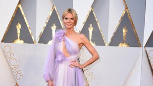 Heidi Klum köszöni szépen, de nem akar újra férjhez menni