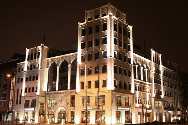 Laki Zrt. székháza a Róbert Károly körúton