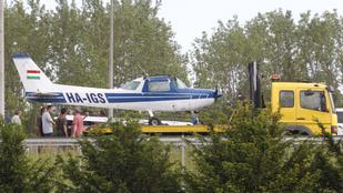 Iskolakörön volt a tanulóval az autópályán landoló pilóta