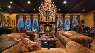 Michael Jackson egykori Las Vegas-i otthona a legkevésbé sem visszafogott