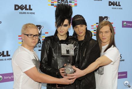 A Tokio Hotel nagyon büszke