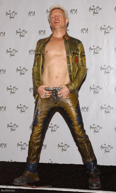 Billy Idol 2004-ben