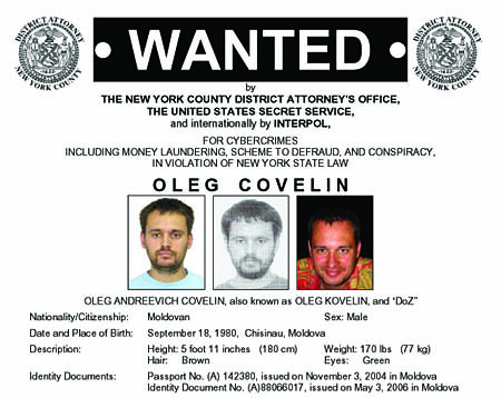 Oleg Kovelint körözi a New York-i megyei ügyészség