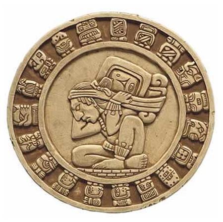 20 napos maya naptár