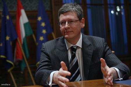 Andor László (fotó: Huszti István)