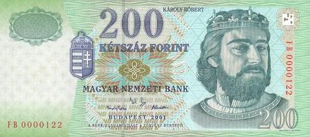 200 forint