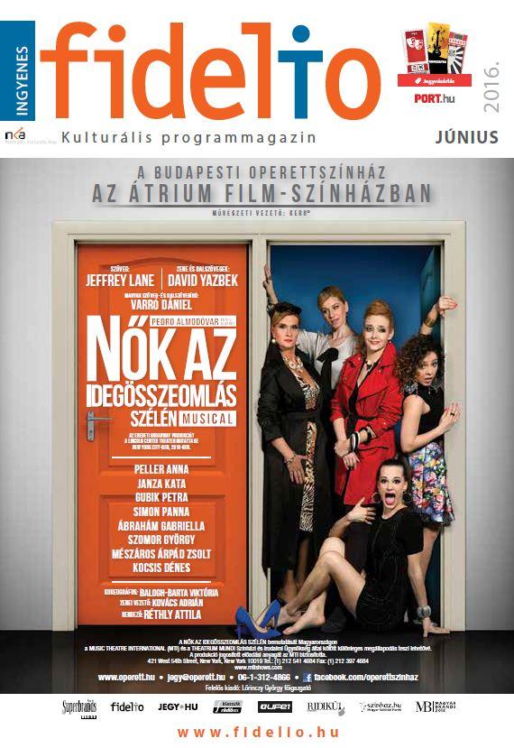 Fidelio Magazin május