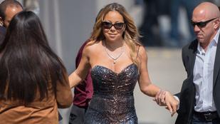 Mariah Carey pontosan tudja, hogy kell estélyit viselni fényes nappal