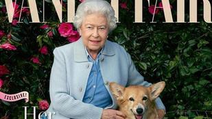 II. Erzsébet címlaplány lett!!
