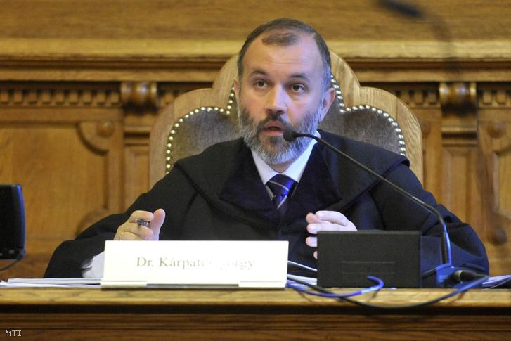 Kárpáti György bíró