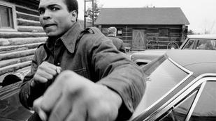 Meghalt Muhammad Ali