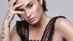 Demi Lovato is szakított