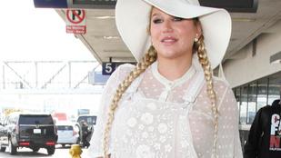 Kesha nincs épp a legjobb formájában