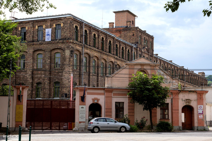 A Forster Gyula Nemzeti Örökségvédelmi és Vagyongazdálkodási Központ Diószegi úti épülete