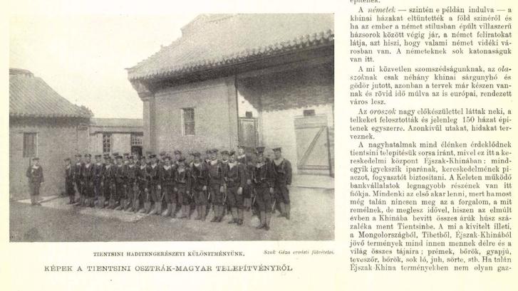 """A műsorban is hivatkozott 1904-es cikk (""""A mi kis Khinánk"""") teljes terjedelemben olvasható az Arcanum oldalán."""