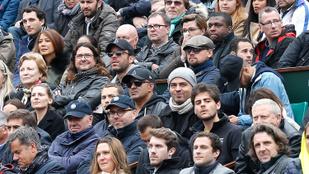 Leonardo DiCaprio nagyon igyekezett elbújni a tömegben