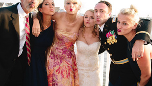 Taylor Swift elment egy rajongója esküvőjére