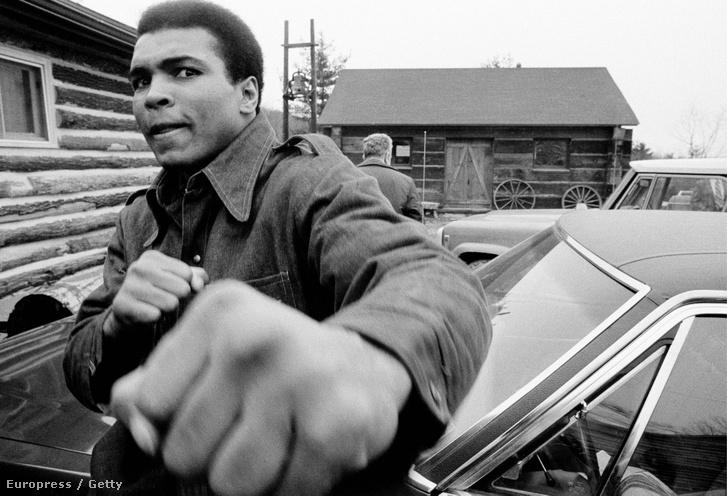 Nyilvános lesz Muhammad Ali temetése