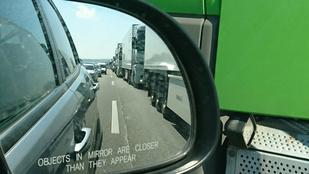 Az M1-es autópálya vonalán lenne dolga? Ne legyen!