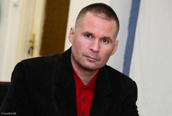 Pintér Attila dunaújvárosi MSZP-elnök