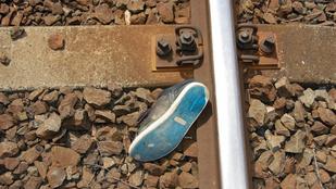 Részegen feküdt a sínekre gyermekével, börtönbe megy miatta