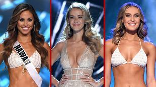 Ezeket a lányokat győzte le Miss USA
