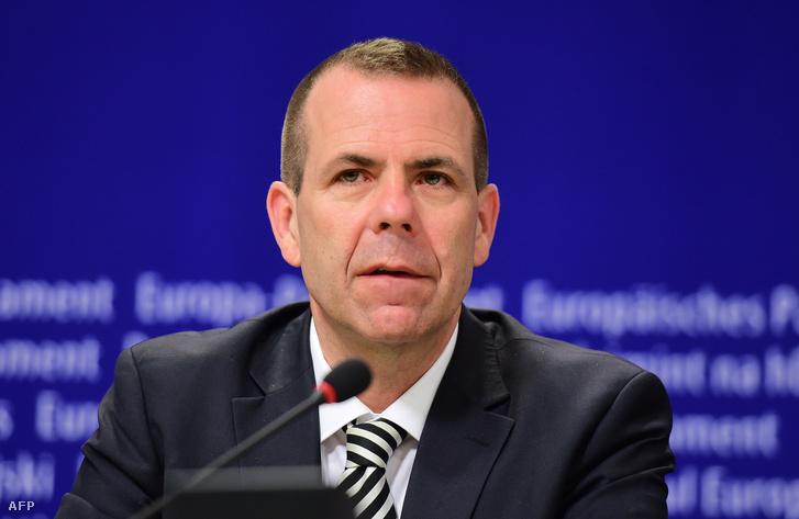 Harald Vilimsky, a Szabadságpárt EP-frakcióvezető-helyettese