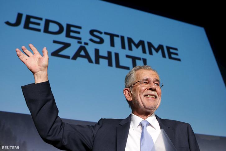 Május 22-én Ausztriában elnökválasztást tartottak, amelyet a Zöldek (Die Grünen) által támogatott politikus, Alexander Van der Bellen nyert