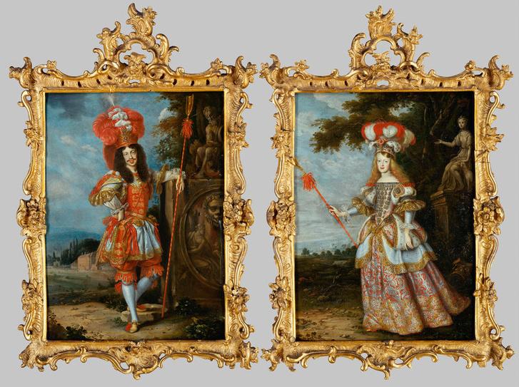I. Leopold és Margarita Teresa