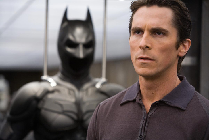 Christian Bale Batmanje