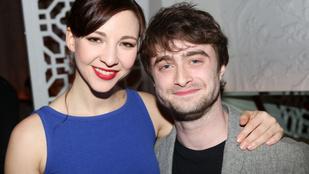 Daniel Radcliffe kapcsolata olyan idilli, amennyire csak lehet