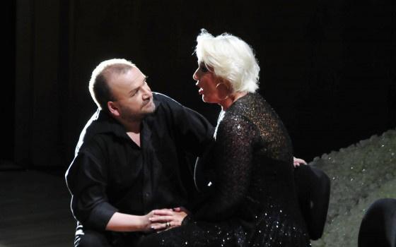 Irene Theorin és Christian Franz