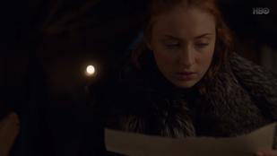 Kiderült, mi áll Sansa Stark titkos levelében