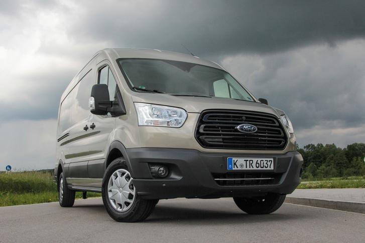 Ford Transit - 2016