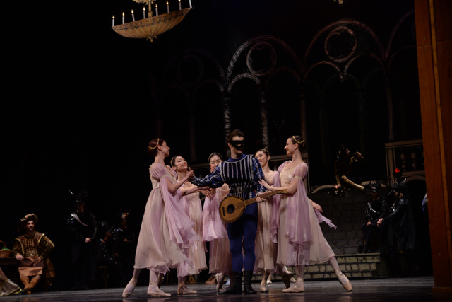 Rómeó és Júlia - Oleg Danovski Nemzeti Opera- és Balettszínház