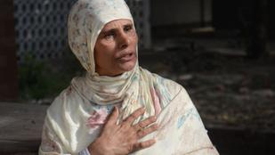Ez a nő felgyújtotta a saját lányát, mert engedélye nélkül házasodott