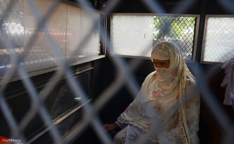 Parveen Bib a letartóztatása után sem adja semmi jelét a megbánásnak