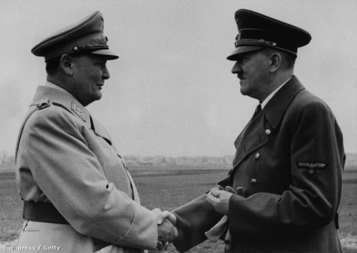 Göring és Hitler