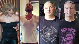 Öt magyar férficeleb, akik rengeteget fogytak