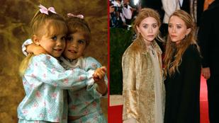 30 évesek lettek az Olsen-ikrek