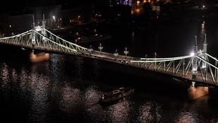 Készüljön a legrosszabbra: egész nyárra lezárják a Szabadság hidat